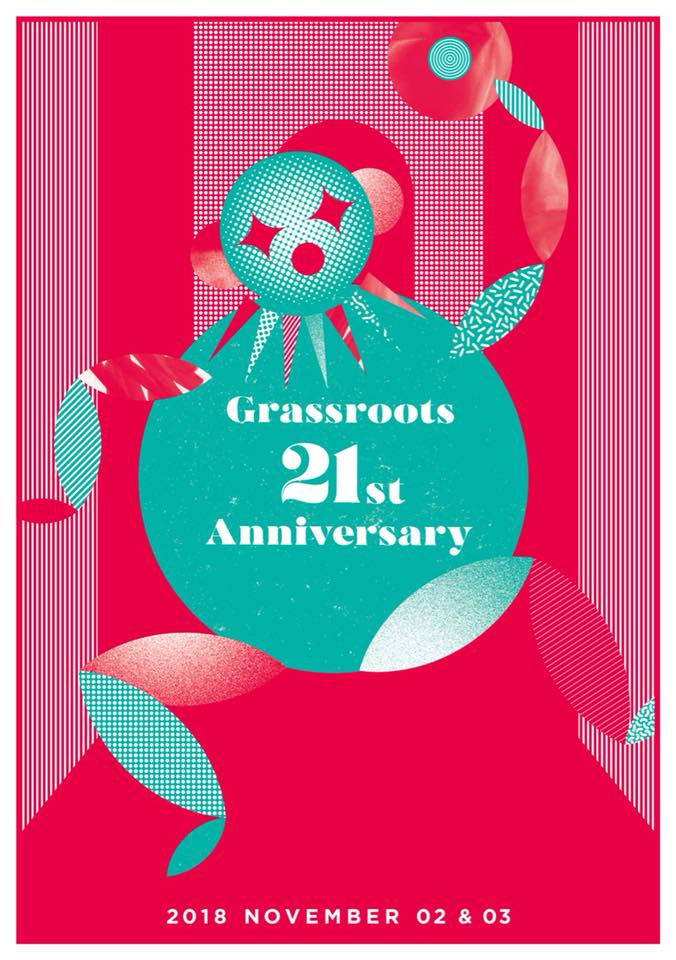 Grassroots 21st Anniversary Party