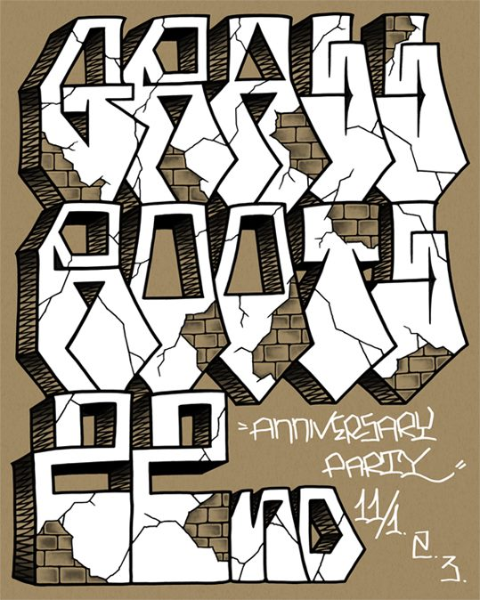 GRASSROOTS 22nd ANNIVERSARY PARTY